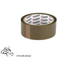 Скотч упаковочный AXENT 3042-02 48ммх100м коричневый