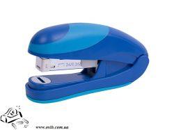 Степлер Ocean Flat Clinch № 24/6, 25 л. AXENT 4804-02-A синий