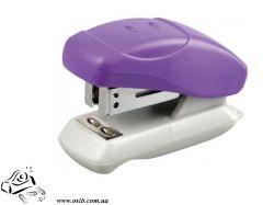 Степлер Axent Welle-2 4814 №24/6 12 листов, фиолетовый