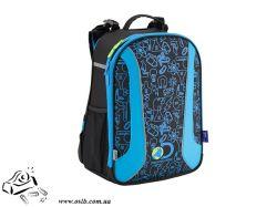 Рюкзак школьный Kite Disсovery 39х29х17 см 16 л для мальчиков (DC17-703M)