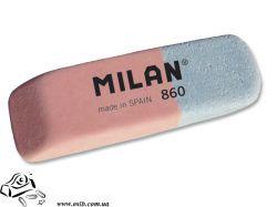 Ластик Milan 860 47х14.5х7.5мм