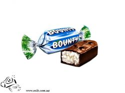 Цукерки  Bounty  1кг