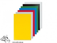 Обложки Fellowes А4 зеленые 250г/м2 100шт картон под кожу