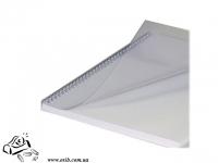 Обкладинки д/зшивання А3 прозорі 150мк уп.100шт