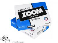 Бумага Zoom Extra А4 80 г/м2 96% 500 листов