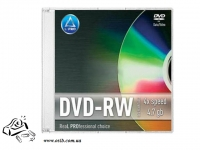 CD-RW Imation 4x 650MB Slim Case