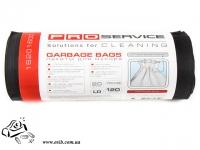 Мешки для мусора Pro Service 120л 70х110 20 шт
