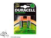 Аккумулятор Duracell AA 1300mAh NiMh 2шт