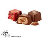 Конфеты АВК шоколадная ночь молочные 2кг