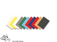 Обложки Fellowes А4 красные 250г/м2 100шт картон под кожу