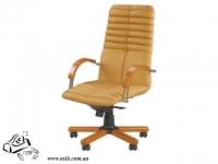Офисные кресла Galaxy Wood Chrome