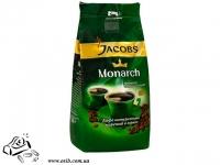 """Кофе """"Jacobs (Якобз) Monarch"""", натуральный в зернах, пакет, 250 г"""