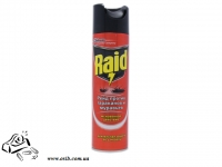 Средство от муравьев и тараканов Raid аэрозоль 400 мл