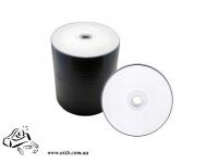 Диски DVD+R Emtec 4.7 Gb 16x bulk 50pcs. (shrink) Full Surface Inkje Printable white