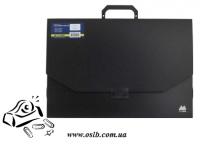 Портфель Alpha А3 20см пустой
