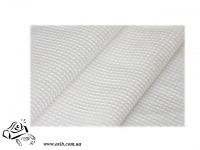 Полотенце вафельное 45x75 белое