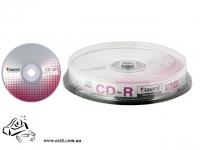 Диски CD-R Axent 10шт 52x 700MB 80хв