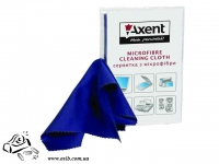 Влажные салфетки для монитора Axent 5307 микрофибра 150х180мм