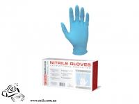 Перчатки ProService нитриловые одноразовые большие L 100 шт
