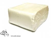 Салфетки бумажные 24x24 500 шт белые