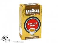 Кофе Lavazza (Лавацца) Q.Oro  250г молотый в/у