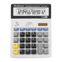 Калькулятор Brilliant BS-480W 12р
