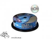 Диски DVD+R Emtec 8.5 Gb 8x cake 10