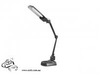 Настольная лампа Office Time 11W G23 черная