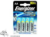 Батарейка  Energizer Maximum AA FSB4